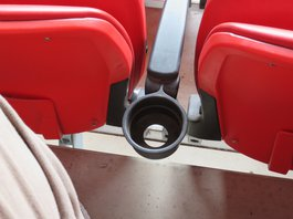 The Posh Seat..with cup holder
